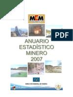 3._xAnuario_Estadistico_Minero_2007