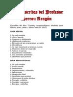 Otros escritos del Profr. Herrou Aragón