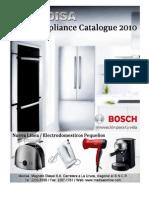 Catálogo General Bosch HA_Madisa 2010