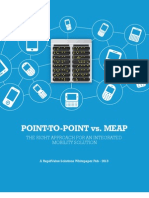 P2P vs. MEAP - The Right Approach for an Integrated Mobility Solutions - Whitepaper by RapidValue Solutions