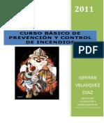 Manual Curso Basico de Prevencion y Control de Incendios