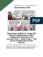 Military Resistance 11B10