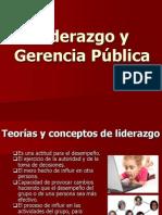 Liderazgo y Gerencia P+¦blica