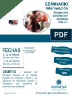 Descripción Seminario ITAA 2013