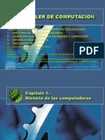 1.- Historia de Las Computadoras