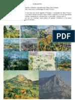 2ª Parte - O Projecto - Mt.St.Victoire, Paul Cezanne