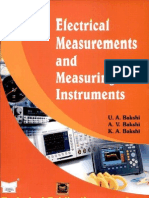 Electrical And Electronic Measurements By A.k.sawhney Pdf