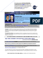 Global Pulse-2008 Election Curriculum