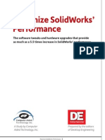 Maximizing Solidworks Performance