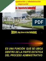 ORGANIZACIÓN EXPOSICIÓN-2012-II