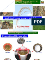 Analysis of Liquid Manures and Their Use_ND Kumar_UAS Bangalore_OFAI SAC_2009