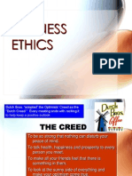 Ethics Week 5
