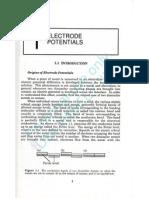 PRgr Elctrchmstry 01 ElectrodePotentials