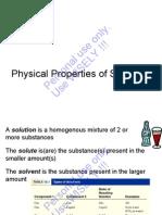 ITT Chng Ch 12 Properties of Solutions