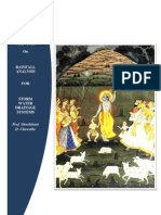 Re - Revised Rainfall Analysis Manual