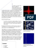 Diffraction - Wikipedia, The Free Encyclopedia