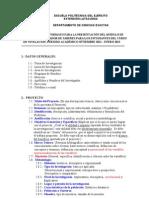 Propuesta Formato Presentacion Proyecto Integradores Cn Nov 2012