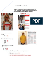 Analysis Feedback Questionnaire for music magazine.docx