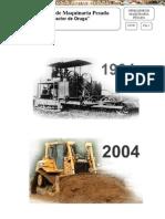 Manual Operacion Tractor Oruga