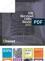 UK Serviced Office Review 2012