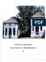 Etudes et documents Balkaniques et Mediterraneens - 26 , 2003