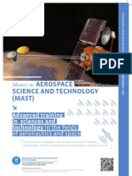 Master in Aerospace Science and Technology (MAST)