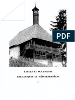 Etudes et documents Balkaniques et Mediterraneens - 27 , 2004