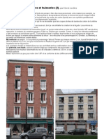 Modélisme ferroviaire à l'échelle HO. Fabriquer fenêtres et huisseries à l'échelle HO. (2)  par Hervé Leclère