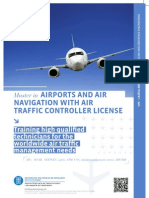 Master's degree in Airports and Air Navigation