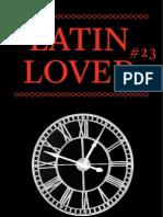 Latin Lover #23 - 2013 Tid