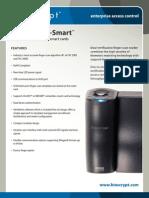 Bioscrypt v-Smart Datasheet