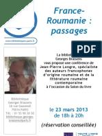 France_Roumanie_Passages