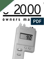 Delmhorst j 2000