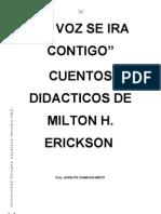 Cuentos de Milton Erickson