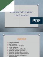 Value List Handler