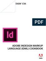 Idml Cookbook