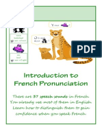 French Pronunciation Parts 1 and 2