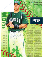 University of Hawaii 2013 Baseball Preview