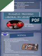 El Proceso Laboral Venezolano