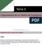 Centros de Computo Centralizado-Desentralizado