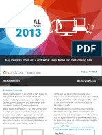 2013 UK Digital Future in Focus' Report