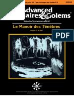 SG1 - Le Manoir des Ténèbres v1.2b