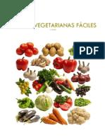 Recetas Vegetarianas F%C3%A1ciles Con Thermomix. Parte 1