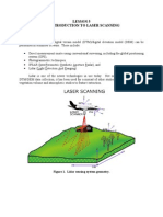 An Introduction to Laser Scanning