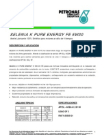 a11 Selenia+k+Pure+Energy+5w30+Fe+ +Marzo+2010