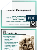 Conflict Management 08
