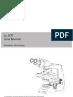 Lx400 Manual
