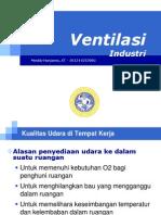 Ventilasi Industri - Meddy