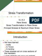 stress strain analysis