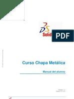 Curso SW 2006 Chapa Metalica